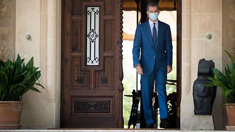 """Las mañanas de RNE con Íñigo Alfonso - Jorge Campos (VOX): """"Estamos con la monarquía parlamentaria"""" - Escuchar ahora"""