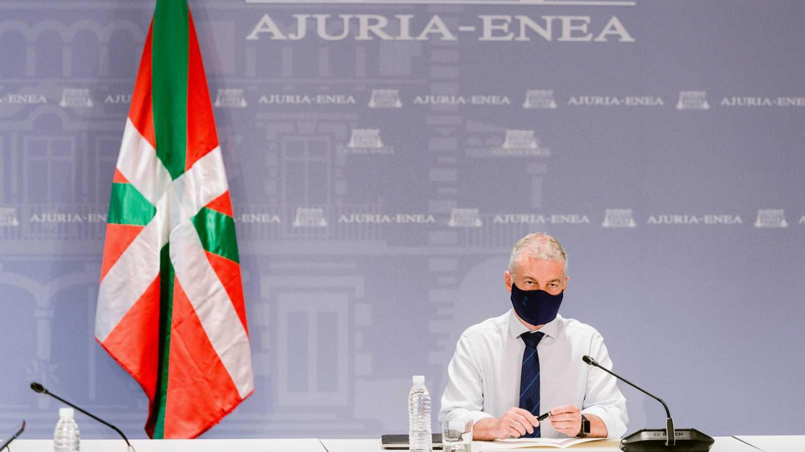 14 horas - País Vasco y Extremadura registran la mayor cifra de contagios desde marzo - Escuchar ahora