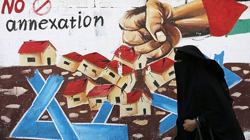 """24 horas - Israel y Emiratos Árabes alcanzan un acuerdo """"histórico"""" por el que Netanyahu paralizará nuevas anexiones en Cisjordania - Escuchar ahora"""