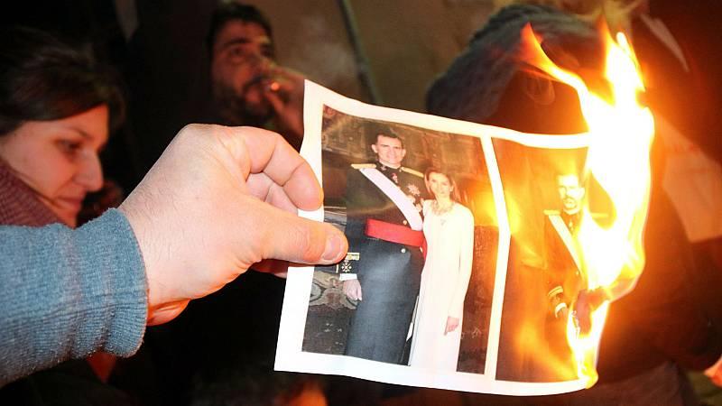 14 horas - Archivada la querella contra ERC, BNG y Adelante Andalucía por injurias a la Corona - Escuchar ahora