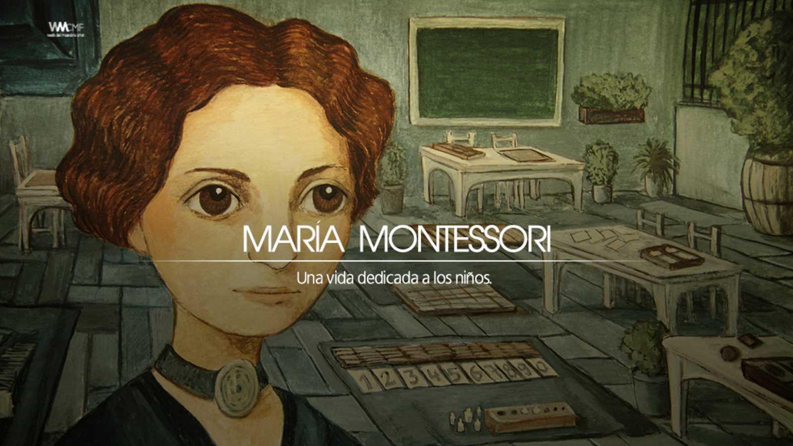 Artesfera en Radio 5 - Libro María Montessori - 16/08/20 - Escuchar ahora