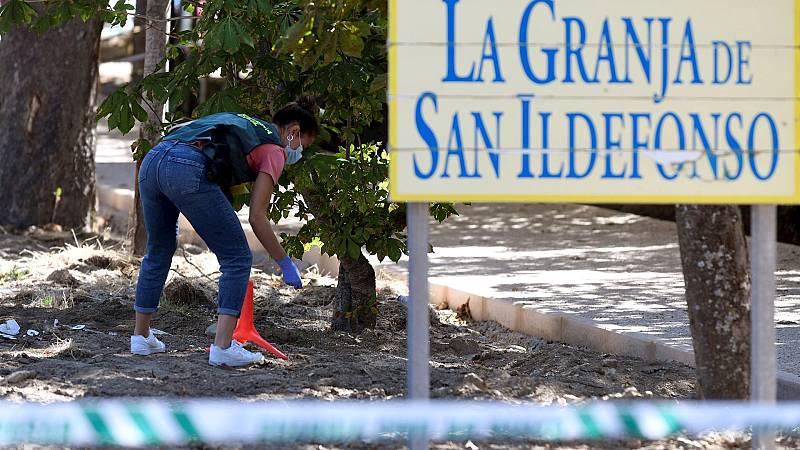 Boletines RNE - Muere asesinada una mujer tras ser apuñalada por su expareja en La Granja de San Ildefonso - Escuchar ahora