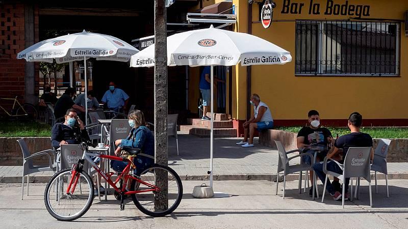 Boletines RNE - Acaba el confinamiento para las localidades vallisoletanas de Íscar y Pedrajas de San Esteban - Escuchar ahora