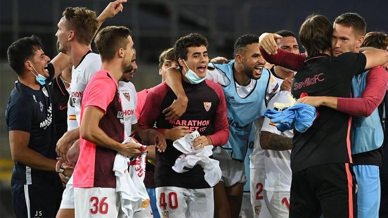 Tablero deportivo - El Sevilla F.C. jugará su sexta final de Europa League