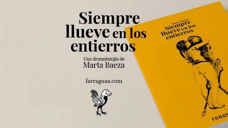 La sala - A pie de página: Marta Baeza y Farraguas, nuevo sello editorial - 17/08/20 - Escuchar ahora