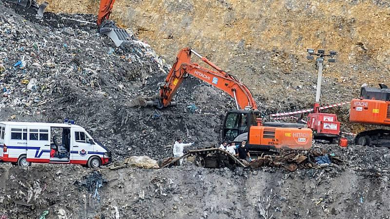 14 horas - Encuentran más restos óseos en el vertedero de Zaldibar - Escuchar ahora