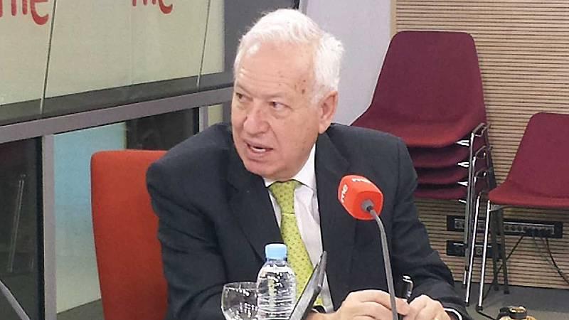 """24 horas - Margallo: """"El portavoz del grupo tiene que refrenar sus impulsos personales para reflejar el deseo de la mayoría"""" - Escuchar ahora"""