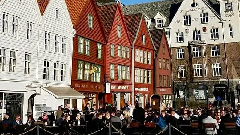 Global 5 - Bryggen, el barrio hanseático de Bergen (VI): la actualidad - 18/08/20 - Escuchar ahora