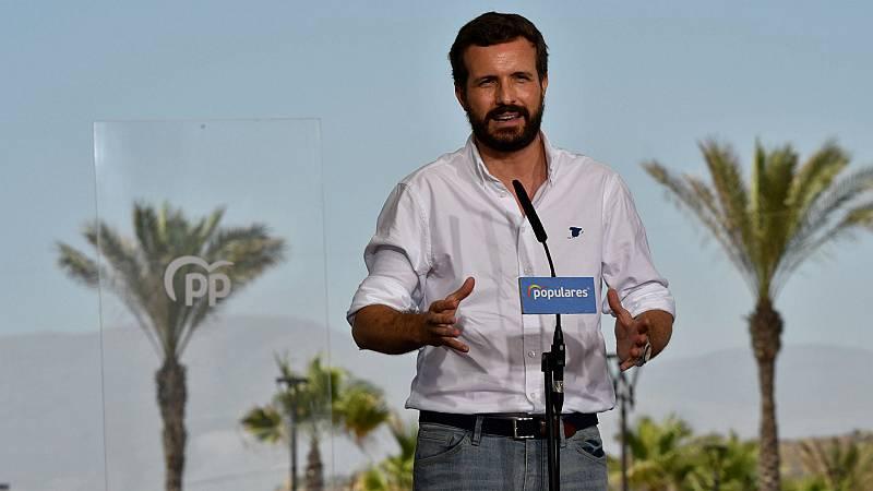 14 horas - Malestar en el PP por el tono de Álvarez de Toledo contra Pablo Casado - Escuchar ahora