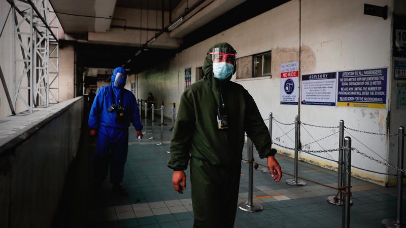 """Las mañanas de RNE - """"Filipinas es un laboratorio de emergencias"""" - Escucha ahora"""