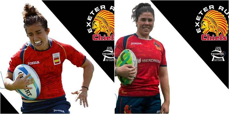 Rugby: dos españolas en la 1ª Liga profesional - Escuchar ahora