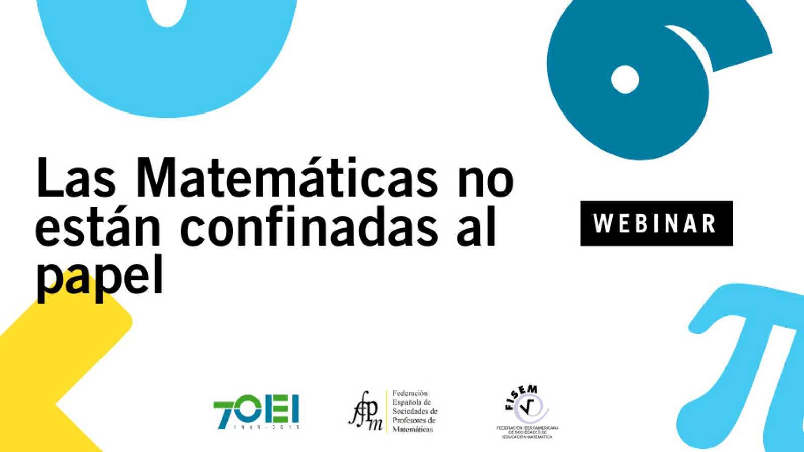 Espacio iberoamericano - Matemáticas en pandemia - 25/08/20 - Escuchar ahora