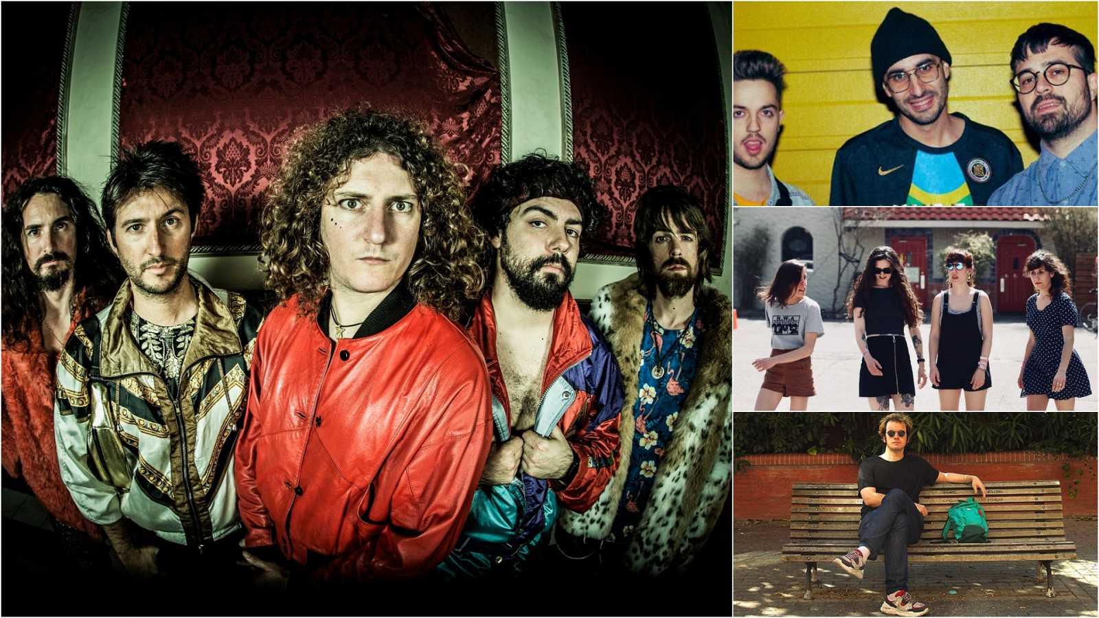 Equilibristas - La música la ponen: Melenas, Los Derby, Kickbombo y Pablo Wilson - 23/08/20 - escuchar ahora