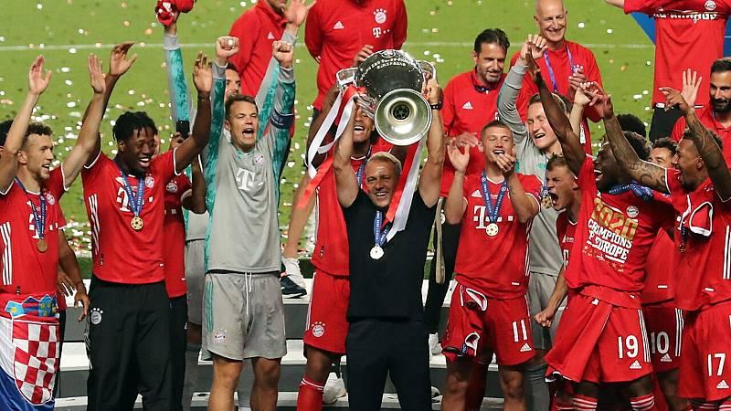 24 horas fin de semana - Sexta Champions para el Bayer tras vencer al PSG (0-1) - Escuchar ahora