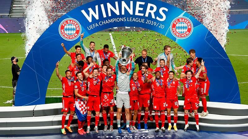 Tablero deportivo - El Bayern de Múnich gana su sexta Champions League - Escuchar ahora