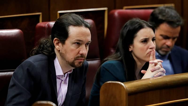 14 horas - Pablo Iglesias e Irene Montero presentan una denuncia por acoso y otra por amenazas a sus hijos - Escuchar ahora