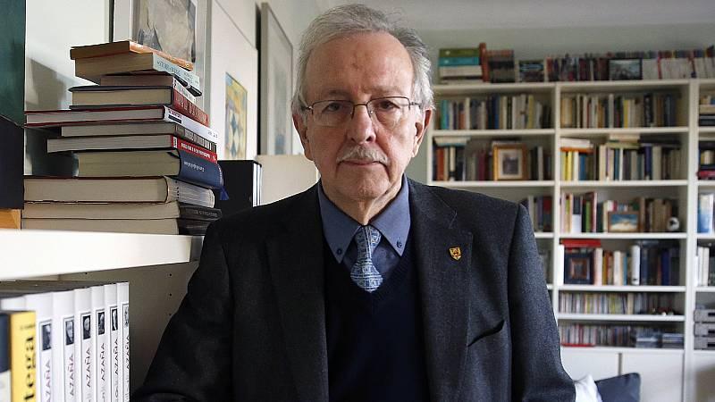 """24 horas - Juan Pablo Fusi, historiador: """"Debatir sobre el modelo de Estado sería un error histórico"""" - Escuchar ahora"""