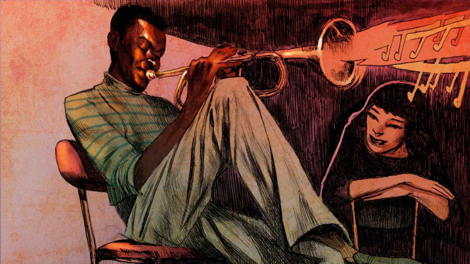 Píntalo de negro. El soul y sus historias - Miles Davis, Boris Vian y Juliette Greco - 25/08/20 - Escuchar ahora