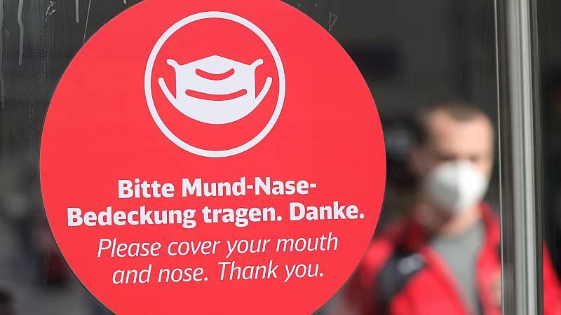 24 horas - Alemania endurecerá sus restricciones: obligará a guardar cuarentena - Escuchar ahora