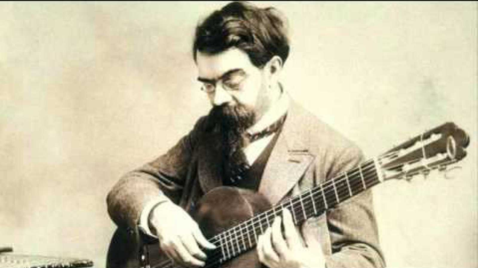 English Language Broadcast - Spanish composers Francisco Tárrega & Isaac Albéniz - 27/08/20 - Escuchar ahora