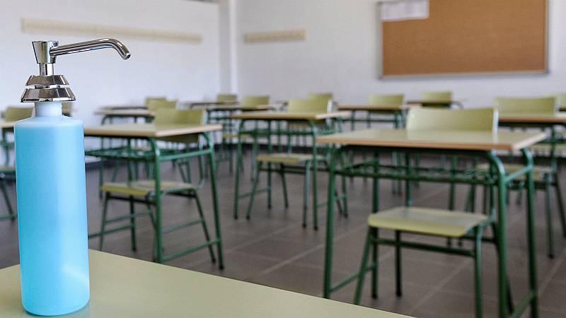 """14 horas - Director de un colegio de Madrid: """"El curso está sin organizar"""" - Escuchar ahora"""