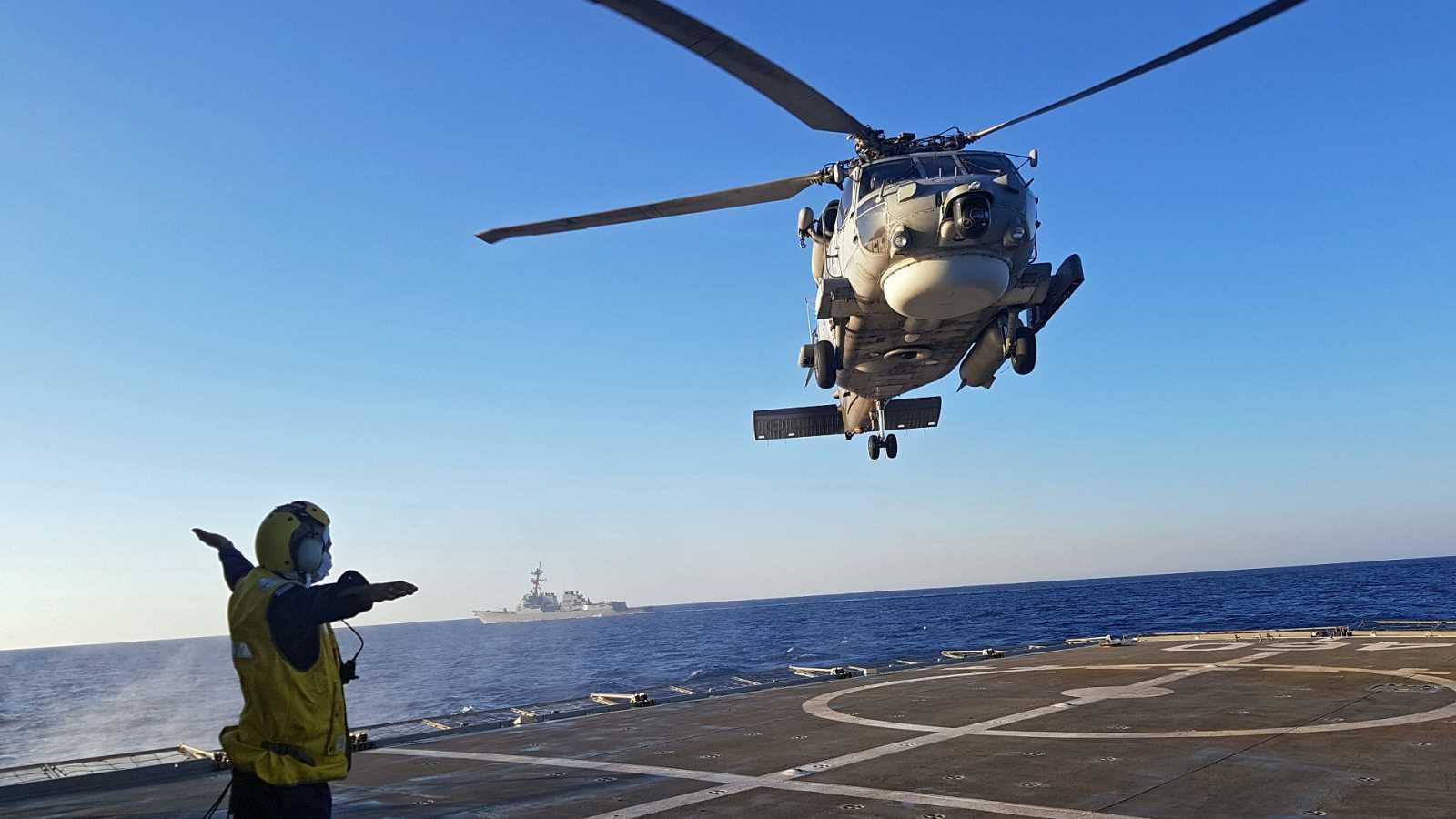 Cinco Continentes - Tensiones entre Grecia y Turquía en el Mediterráneo - Escuchar ahora