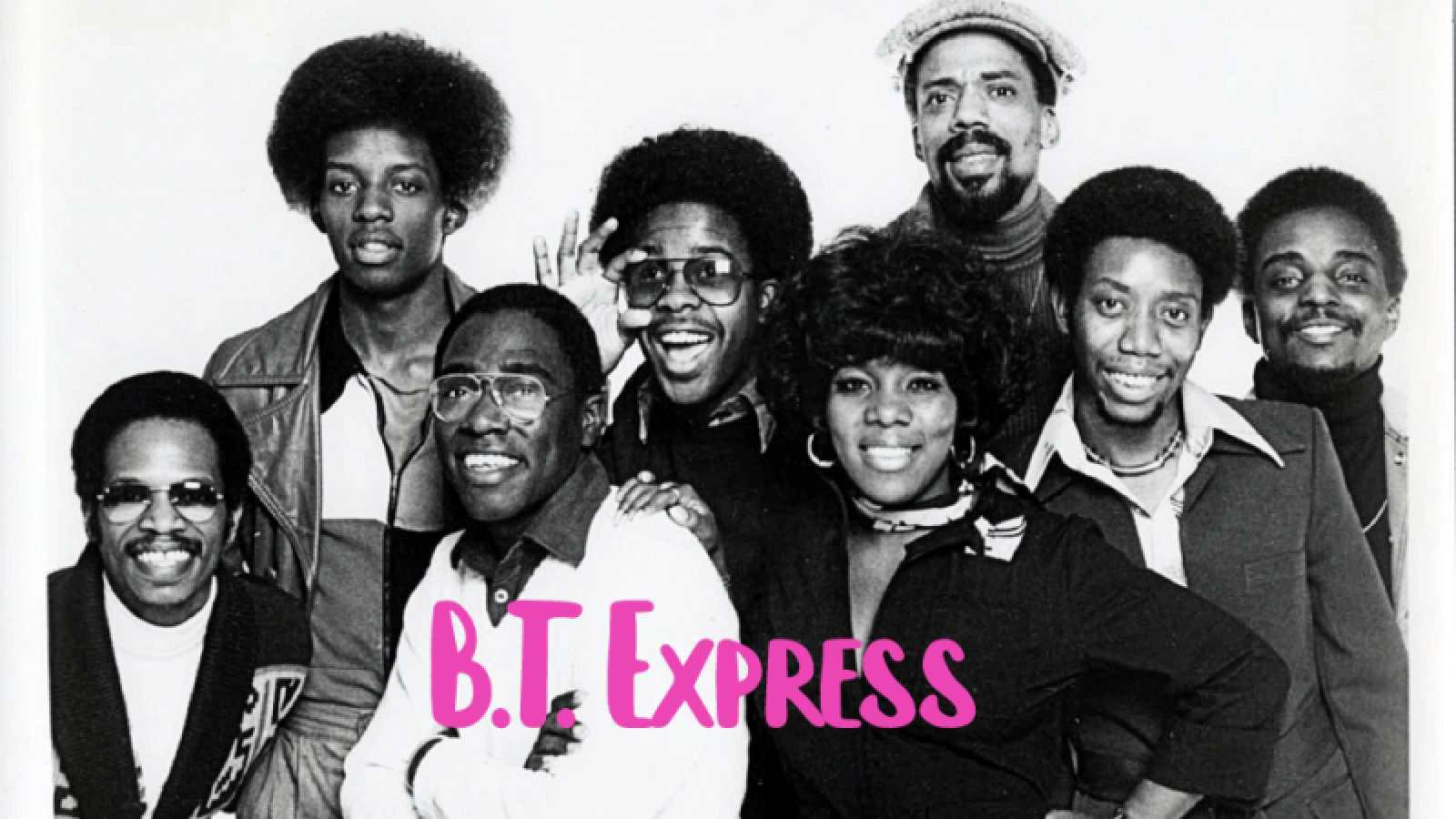 Próxima parada - Funky: People's Choice, Cameo, B.T. Express & Hot Chocolate - 04/09/20 - escuchar ahora