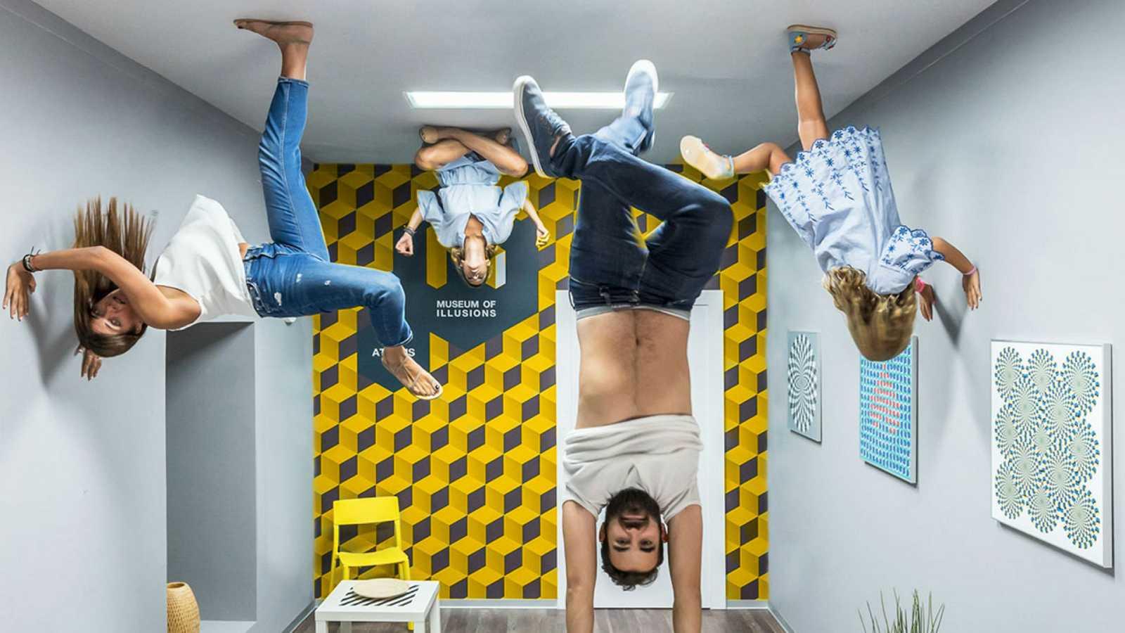 Artesfera en Radio 5 - Abre el primer museo de las Ilusiones en Madrid - 28/08/20 - escuchar ahora