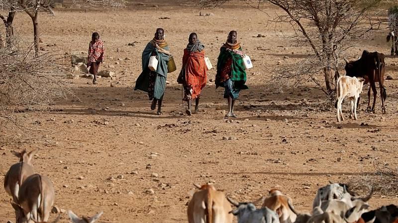 Espacio en blanco - Somalilandia, el país de Nunca Jamás - 30/08/20 - escuchar ahora