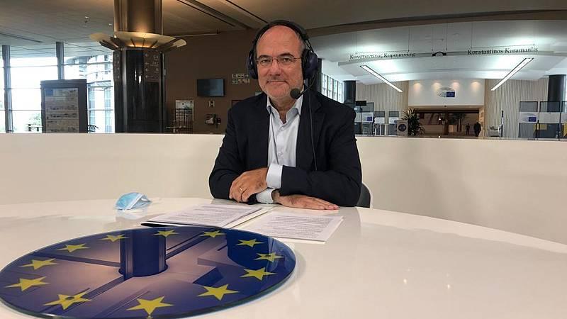"""Europa abierta - Jaume Duch, portavoz del Parlamento Europeo: """"La ciudadanía ha recuperado la confianza en la UE"""" - escuchar ahora"""
