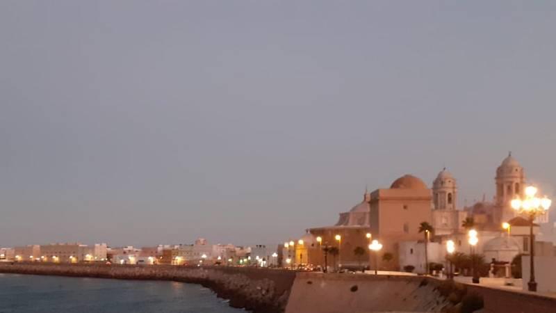 La sala - Trashumantes: En Cádiz con Zaira Montes y Elías González - 30/08/20 - Escuchar ahora
