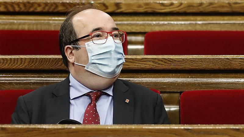 """24 horas - Iceta (PSC): """"Me gustaría que la mayoría de la investidura aprobara los presupuestos"""" - Escuchar ahora"""