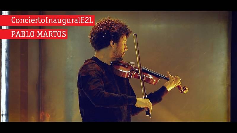 Concierto inaugural a golpe de violín - Escuchar ahora