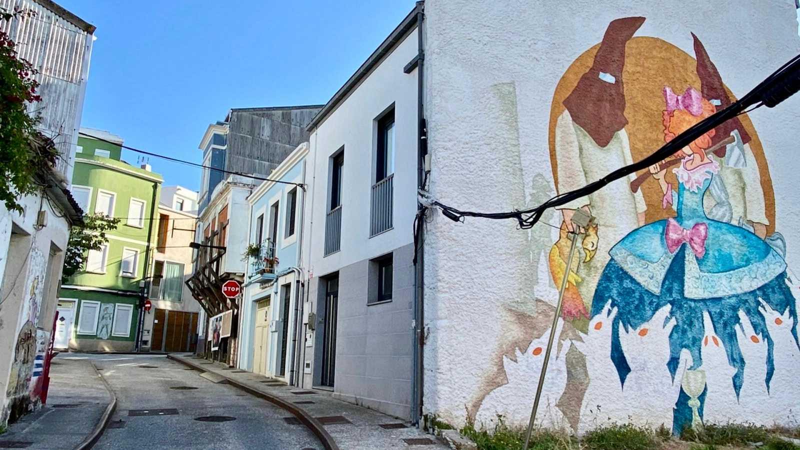 Global 5 - Arte Urbano A Coruña (I): Revolución en Canido, Ferrol - 01/09/20 - Escuchar ahora