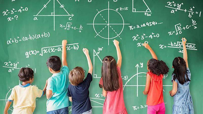 Entre probetas - Las matemáticas, con diversión, ¿mejor entran? - 01/09/20 - Escuchar ahora