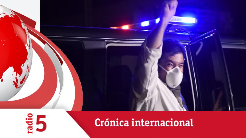 Todo noticias mañana - Crónica internacional - Maduro libera a 50 opositores - Escuchar ahora