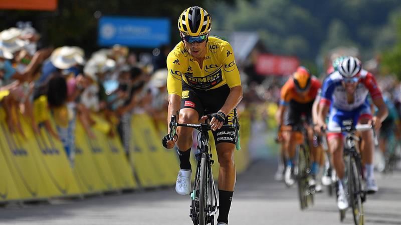 Tour de Francia 2020 - Victoria de Primoz Roglic en la cuarta etapa del Tour de Francia - Escuchar ahora