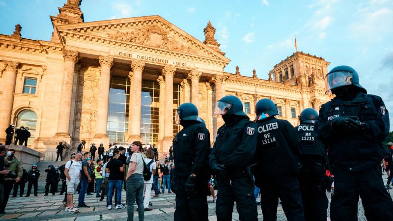 24 horas - La evolución de las manifestación de extrema derecha en el mundo  - Escuchar ahora