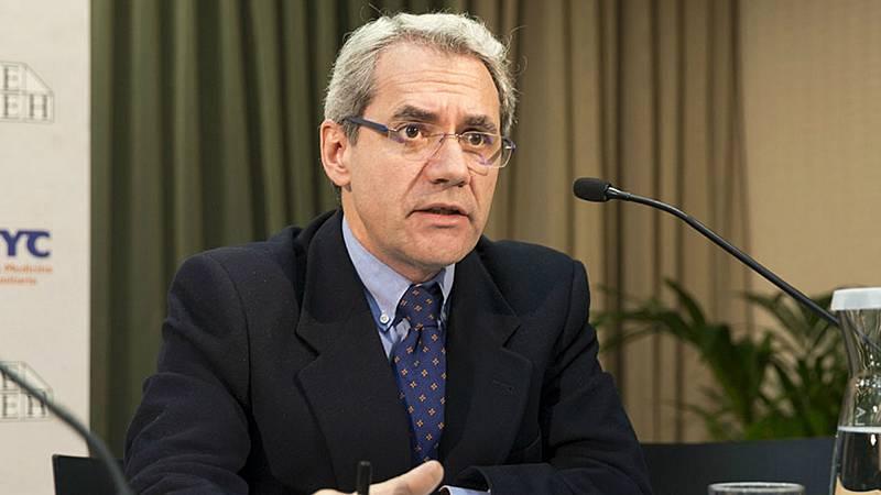 """Las mañanas de RNE con Íñigo Alfonso - Salvador Tranche: """"No deberían pasar más de 36 horas entre la PCR y el diagnóstico"""" - Escuchar ahora"""