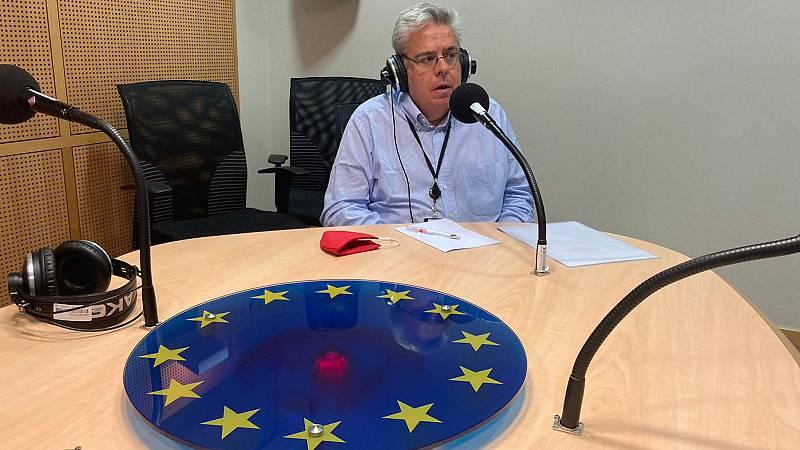 """Europa abierta - Nacho Sánchez Amor, eurodiputado del PSOE: """"La UE no puede actuar bajo la presión militar de Turquía"""" - escuchar ahora"""