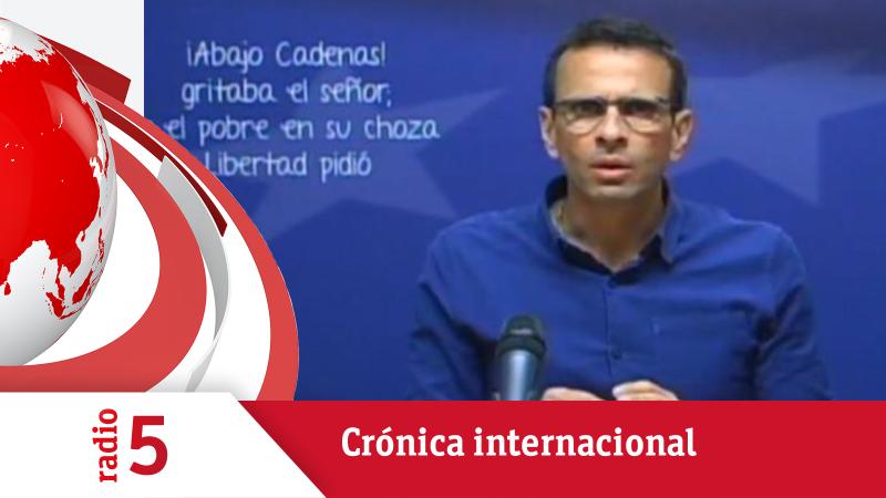 Todo noticias mañana - Crónica internacional - Capriles rompe la unidad opositora en Venezuela - Escuchar ahora