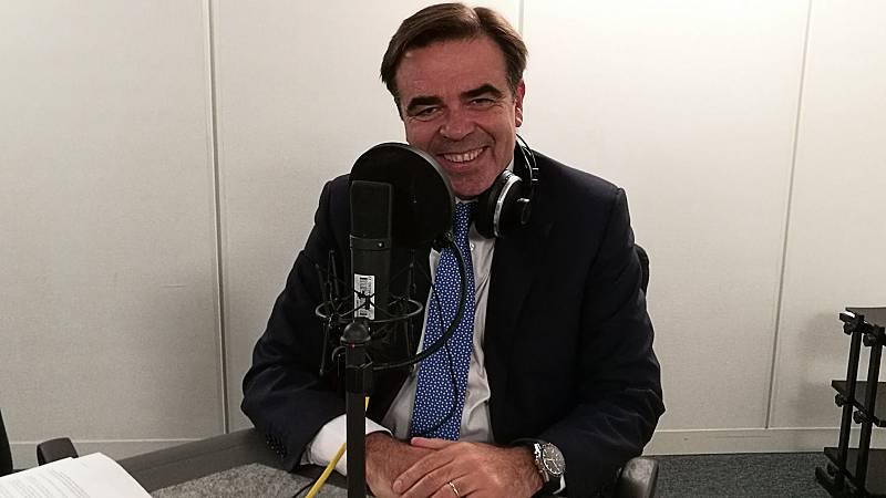 """Europa abierta - Margaritis Schinas, vicepresidente de la Comisión Europea: """"La pandemia nos ha situado en un nuevo mundo"""" - escuchar ahora"""