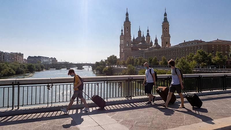 Boletines RNE - Aragón vuelve mañana a la nueva normalidad - Escuchar ahora