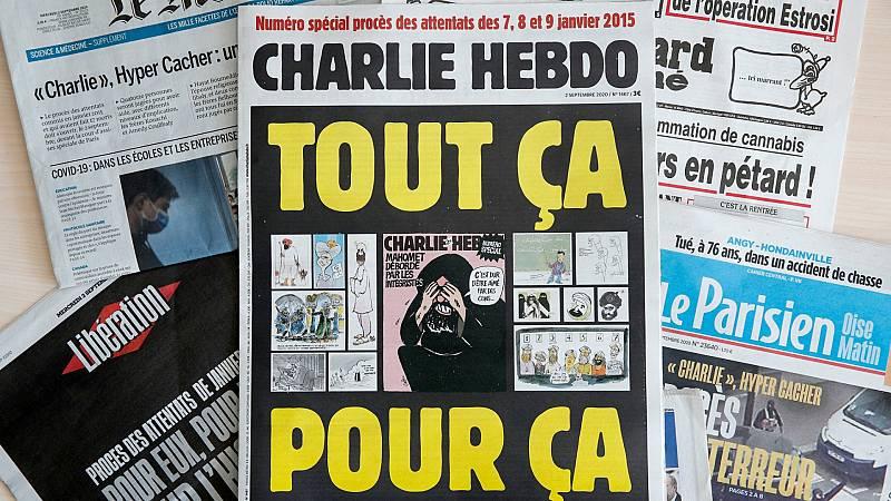 Reportajes 5 Continentes - París: arranca el juicio por los atentados de enero de 2015 - Escuchar ahora