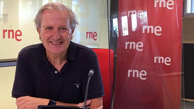 Las mañanas de RNE con Pepa Fernández - Verba Volant - Emilio del Río habla de alegría en latín - Escuchar ahora