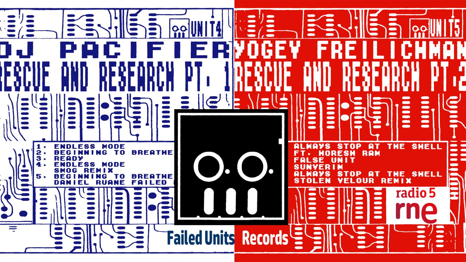 Guía electrónica de bolsillo - Archivos Olvidados 2.9 (Failed Units) - 04/09/20 - Escuchar ahora