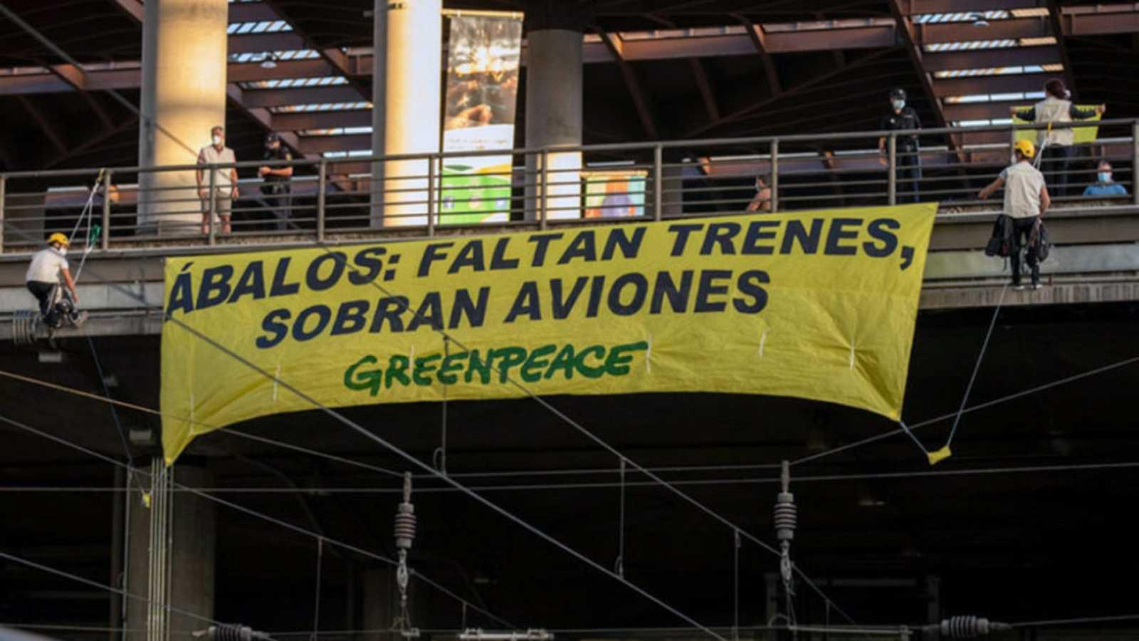 En un mundo feliz - Greenpeace - 05/09/20 - Escuchar ahora