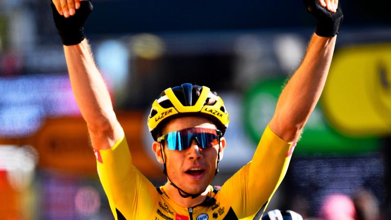 Tour de Francia 2020 - Nuevo triunfo para Wout van Aert en el Tour de Francia - Escuchar ahora