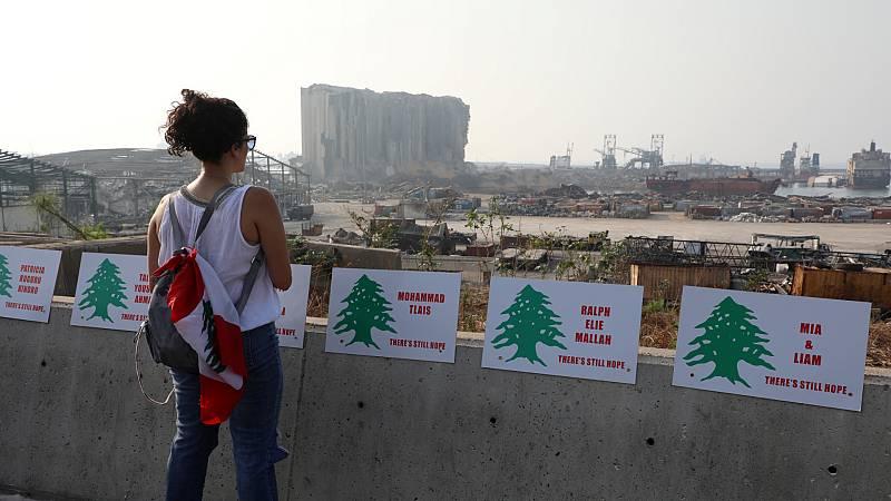 Cinco continentes - La infancia en Beirut tras la explosión - Escuchar ahora