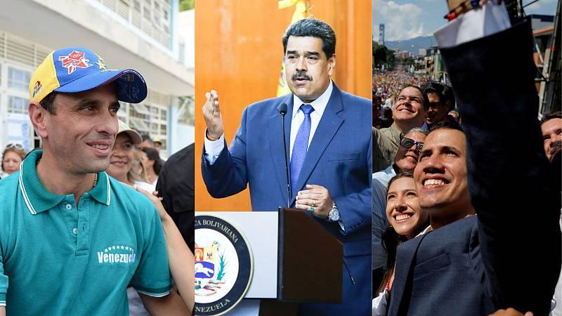 24 horas - Mesa del mundo: las elecciones provocan un cisma en la oposición venezolana - Escuchar ahora